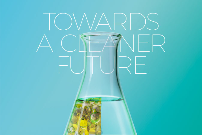 Towards a cleaner future